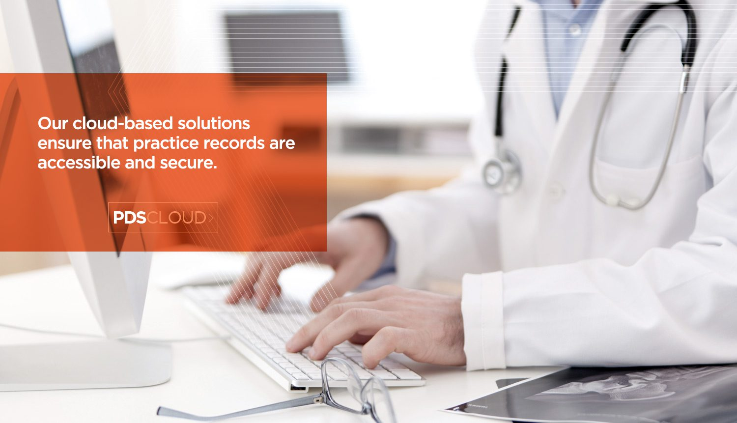 Our cloud-based solutions ensure that practice records are accessible and secure.