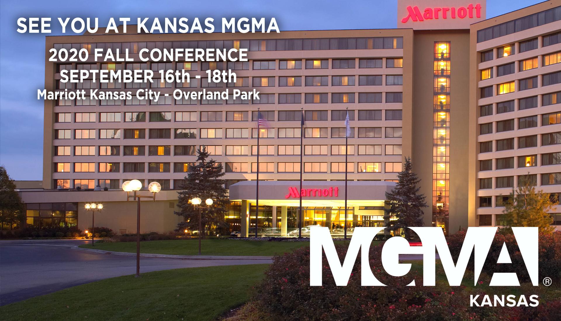 KMGMA 2020 Fall Conference